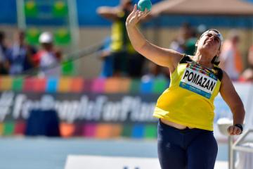 【東京パラリンピック】マリヤ・ポマザンが女子砲丸投げで金メダル