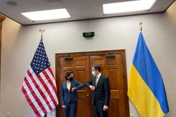 Ucrania y Estados Unidos firman un memorando sobre el fortalecimiento de la cooperación empresarial
