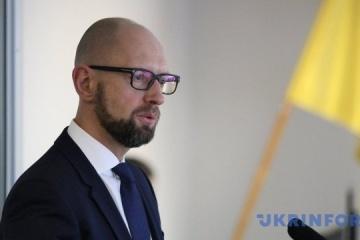 Prezydenci Ukrainy i Stanów Zjednoczonych uzgodnili mapę drogową w stosunkach, a to jest bardzo ważne – Jaceniuk