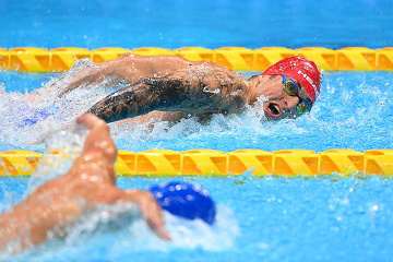 Tokyo Paralympics: Swimmer Krypak wins his fifth gold