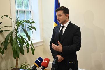 Oficina del Presidente sobre la visita de Zelensky a EE.UU.: Logramos realizar más de lo que planeamos