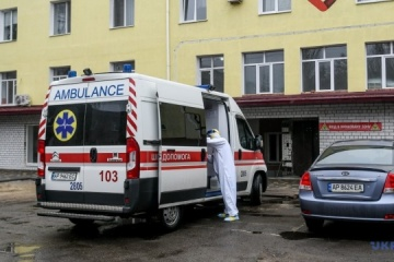 Kyiv records seven COVID-19 deaths in past day