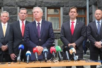 Delegation des US-Kongresses versichert Bereitschaft, die Ukraine weiter zu unterstützen - Außenministerium