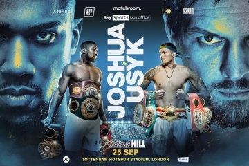 Official trailer for Usyk-Joshua fight released