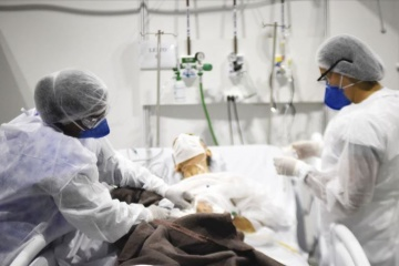 Ukraine meldet 2.772 Neuinfektionen