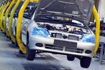 Ukrainische Autoproduktion im August um fast 4,6-faches gewachsen