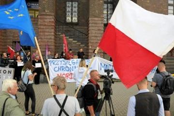 Światowy Kongres Ukraińskich Organizacji Młodzieżowych wezwał do rzetelnego śledztwa w sprawie śmierci Ukraińca w Polsce po zatrzymaniu przez policję