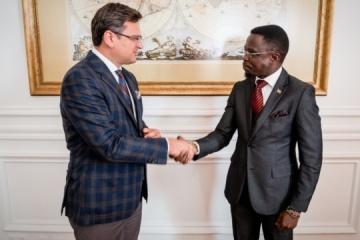 Ucrania y Kenia acuerdan la cooperación en la industria cultural