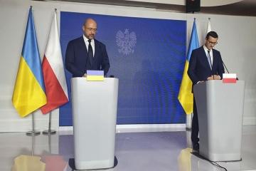 Shmygal en Polonia pide llevar a la justicia a los responsables de la muerte del ucraniano Nykyforenko