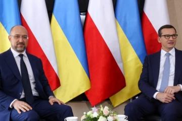Shmygal: El apoyo de Polonia es muy importante para la integración de Ucrania en ENTSO-E