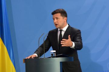 Selenskyj bildet eine Arbeitsgruppe zur Abwehr der Bedrohungen durch Nord Stream 2