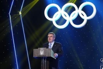 IOC-Präsident Thomas Bach besucht am Wochenende die Ukraine