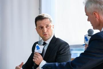 Presidente: Ucrania trabaja en la organización de una reunión Normandía a pesar de las reticencias de Rusia