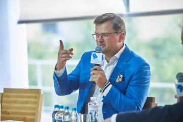 Ukraine aware of dangers of Russia, Belarus integration, foreign minister assures