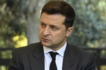 Zelensky considera incorrecto comparar Ucrania con Afganistán