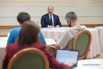 Ministerkabinett wird bei Rada aufgefrischtes Aktionsprogramm einreichen - Schmyhal