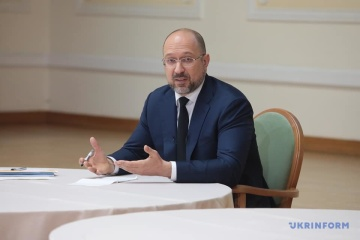 Memory of Holocaust an element of national memory of Ukrainian people - Shmyhal