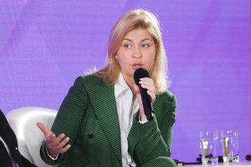 Ukraine going through most difficult stage of achieving gender equality - Stefanishyna
