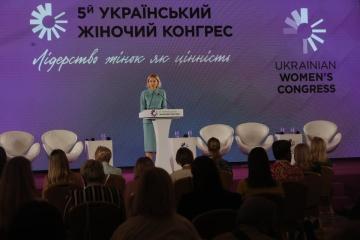V Congreso de Mujeres Ucranianas se celebra en Kyiv