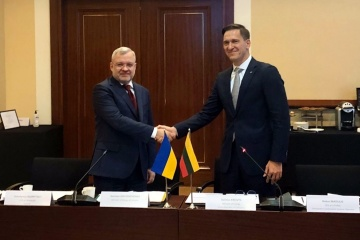 """Synchronizing Ukraine, Lithuania's power systems with ENTSO-E """"geopolitically important"""" for EU – Ukraine energy minister"""