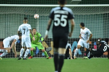 Shakhtar lose to Sheriff in Champions League opener
