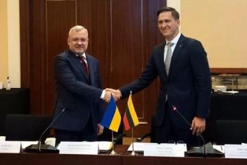 Galushchenko: Sincronizar los sistemas de energía de Ucrania y Lituania con ENTSO-E es de importancia geopolítica para la UE