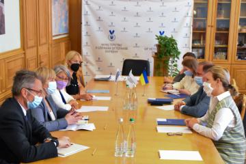 Laputina: More than 19,000 female veterans in Ukraine