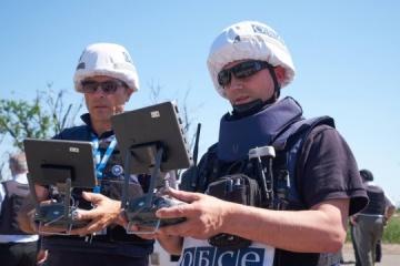 Obecność OBWE na granicy gwarantują Porozumienia mińskie – przedstawiciel UE