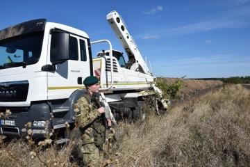 Ukraina aktywnie rozwija pas graniczny z Rosją