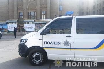 Charkiw: Mann erschießt sich in Café-Toilette