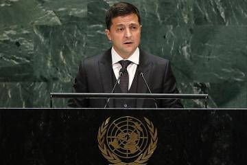 Generaldebatte der Vereinten Nationen beginnt heute, Selenskyj nimmt daran teil