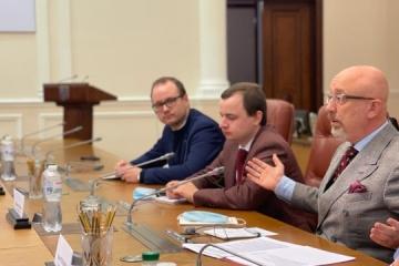Reintegration and legislation: Vice PM Reznikov meets with Venice Commission representatives