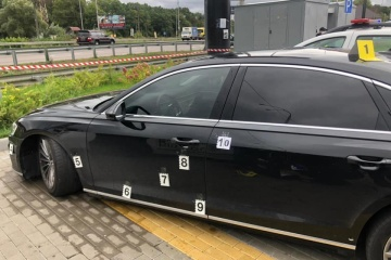 Zelensky speaks at UN about attack on his aide's car