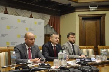 Ministro de Hacienda se reúne con la jefa de la mision del FMI