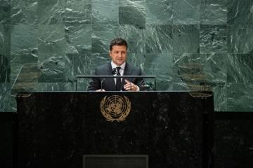 Volodymyr Zelensky : L'ONU devrait se faire plus souple et plus agile