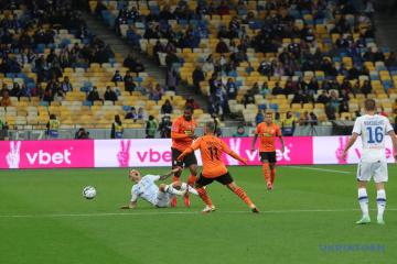 Fußball-Supercup: Schachtar schlägt Dymamo 3:0