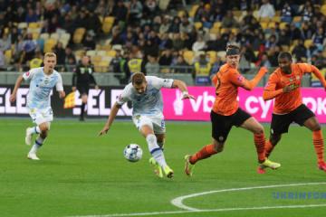El Shakhtar se lleva la Supercopa de Ucrania ante el Dynamo