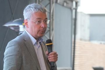 Tkachenko: Ucrania tiene un enorme potencial creativo