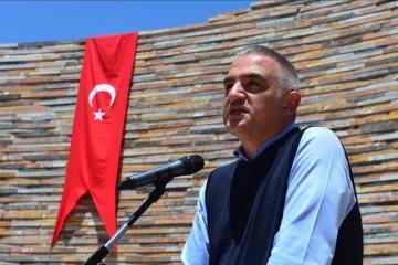 Turquía espera implementar nuevos proyectos culturales con Ucrania