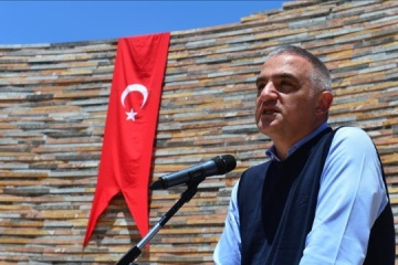 Turkey hopes for new cultural projects with Ukraine