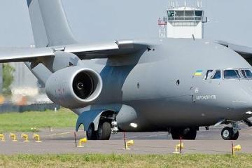 Ukroboronprom: Se construirán tres aviones An-178 para el Ministerio de Defensa sin componentes rusos