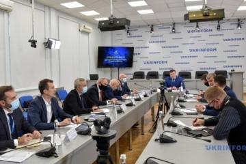 Ukroboronprom presents shipbuilding development strategy until 2030