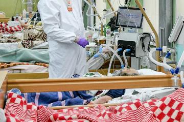 Coronavirus in Ukraine: Zahl der Neuinfektionen steigt auf 9.666