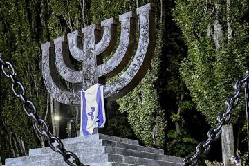 Ucrania rinde homenaje a las víctimas de Babi Yar