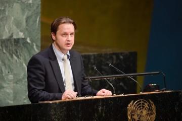 Ucrania ante la ONU: Las acciones de Rusia en Crimea amenazan el régimen de no proliferación nuclear