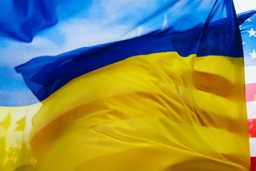 United States supports Ukraine's right to determine its collective defense