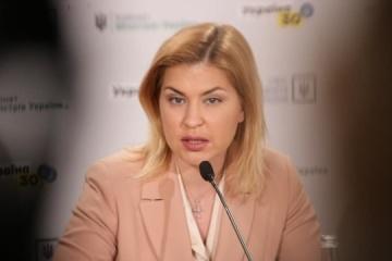 Przygotowanie szczytu - Stefaniszyna opowiedziała UE o wdrażaniu przez Ukrainę Umowy Stowarzyszeniowej