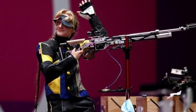 Українка Щетнік здобула другу «бронзу» токійської Паралімпіади у кульовій стрільбі