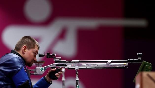 Стрілок Ковальчук став срібним призером токійської Паралімпіади