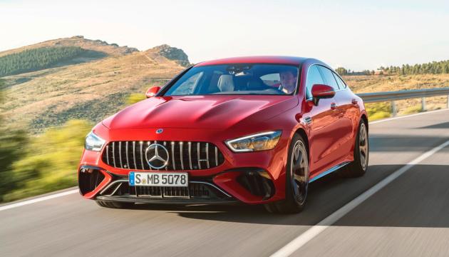 Mercedes представил гибрид с семью режимами управления